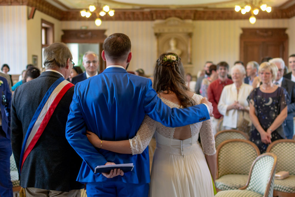 photographie couple - mariage