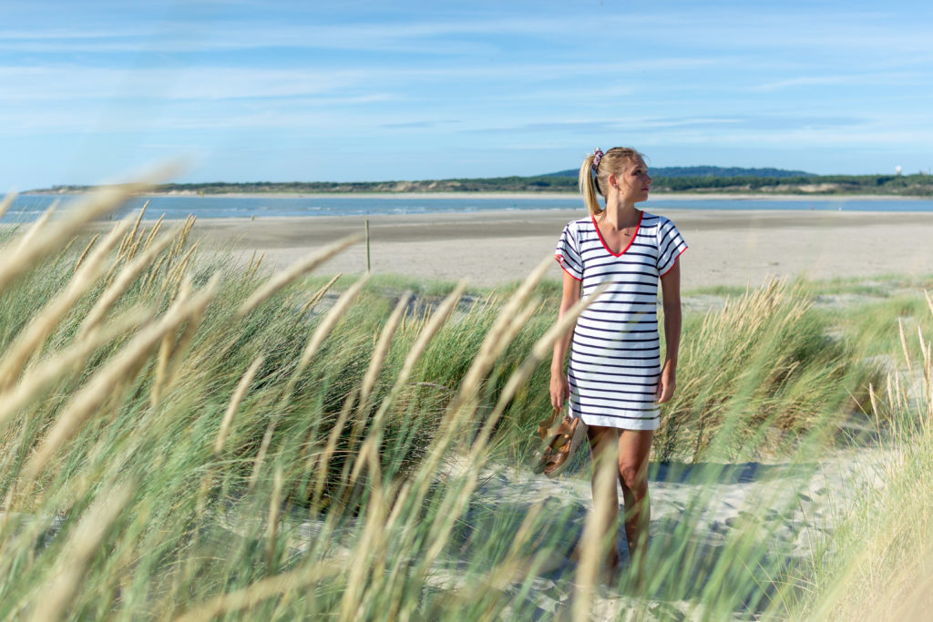 photographie femme - portrait femme - dunes
