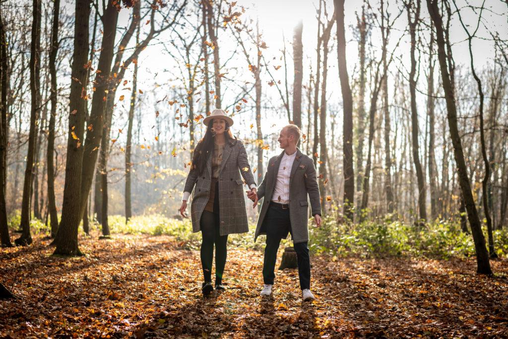 Portrait couple - Seance engagement - Zwo photographie