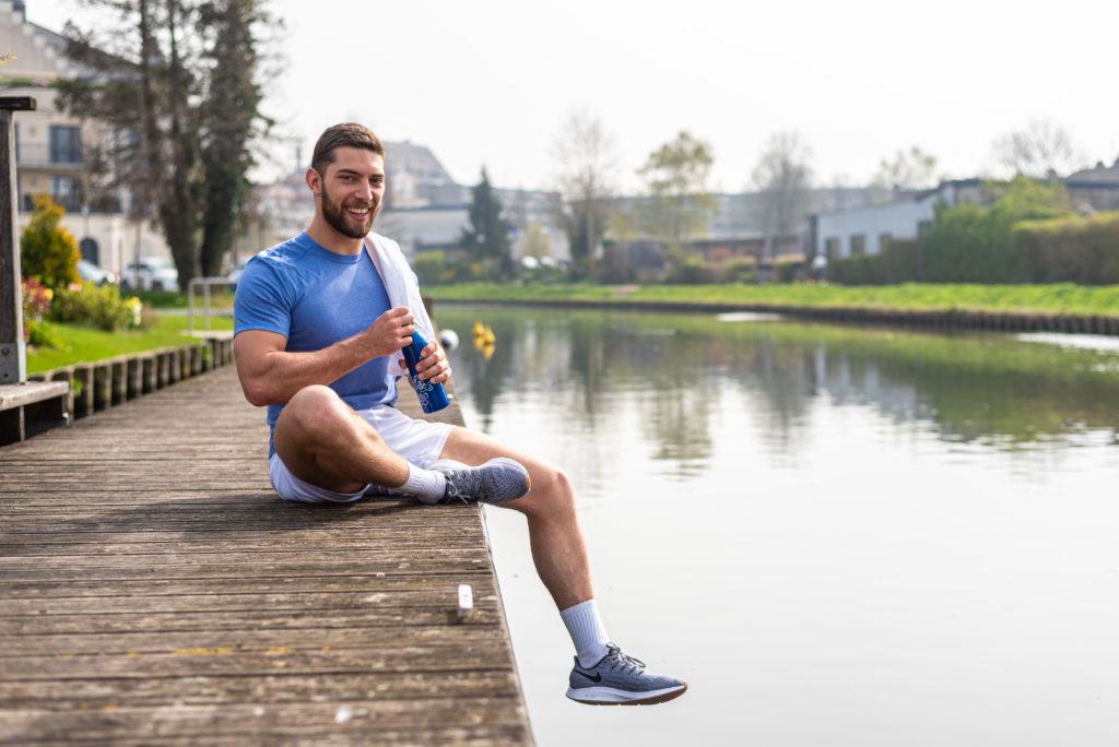 shooting workout - portrait sportif